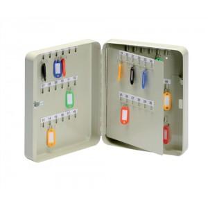 5 Star Key Cabinet Steel Lockable Holds 60 Keys Ref 918877