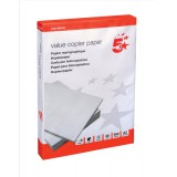 5 Star Value Copier Paper Multifunctional Ream-Wrapped 80gsm A3 White [500 Sheets]