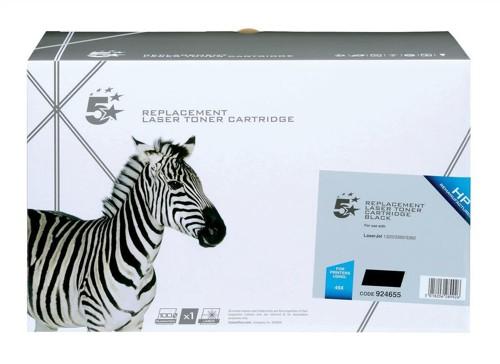 5 Star Compatible Laser Toner Cartridge Page Life 6000pp Black [HP No. 49X Q5949X Alternative]