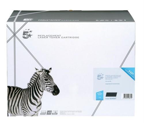 5 Star Compatible Laser Toner Cartridge Page Life 12000pp Black [HP No. 11X Q6511X Alternative]