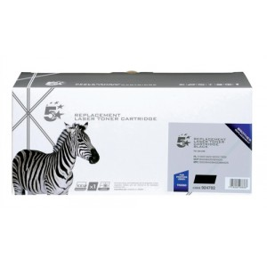 5 Star Compatible Laser Toner Cartridge Page Life 6700pp Black [Brother TN3060 Alternative]