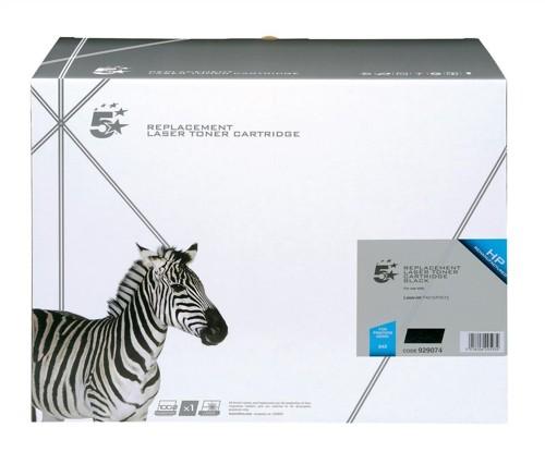5 Star Compatible Laser Toner Cartridge Page Life 24000pp Black [HP No. 64X CC364X Alternative]