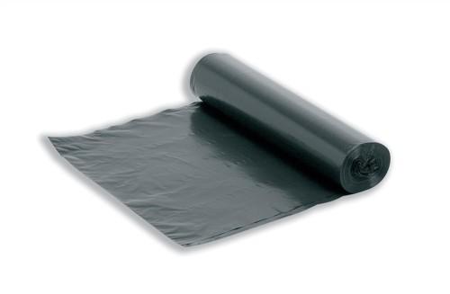 Bin Bags On The Roll 95 Litre Capacity Black [Box 300]