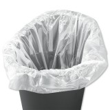 Swing BinLiners 40 Litre Capacity W330xD585xH762mm White Ref  [Box 1000]