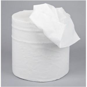 5 Star Centrefeed Tissue Refill for Dispenser White Two-ply 150m [Pack 6]