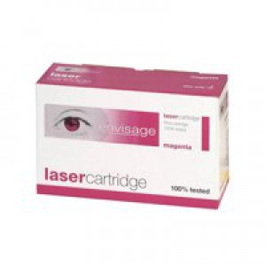 5 Star Compatible Laser Toner Cartridge Page Life 7000pp Magenta [HP No. 504A CE253A Alternative]