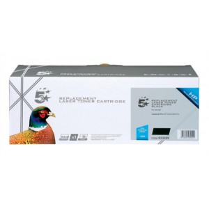 5 Star Compatible Laser Toner Cartridge Page Life 2000pp Black [HP No. 128A CE320A Alternative]