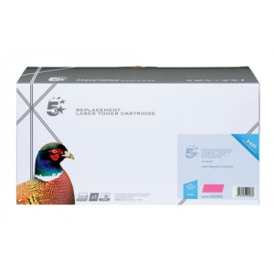 5 Star Compatible Laser Toner Cartridge Page Life 11000pp Magenta HP No. 648A CE263A Equivalent