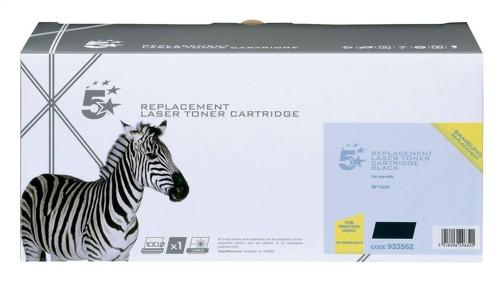 5 Star Compatible Laser Toner Cartridge Page Life 3000pp Black [Samsung SF-D560RA Alternative]