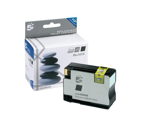 5 Star Compatible HP 932XL CN053AE Ink Cartridge Black