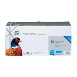 5 Star Compatible HP 305A CE411A Toner Cartridge Cyan