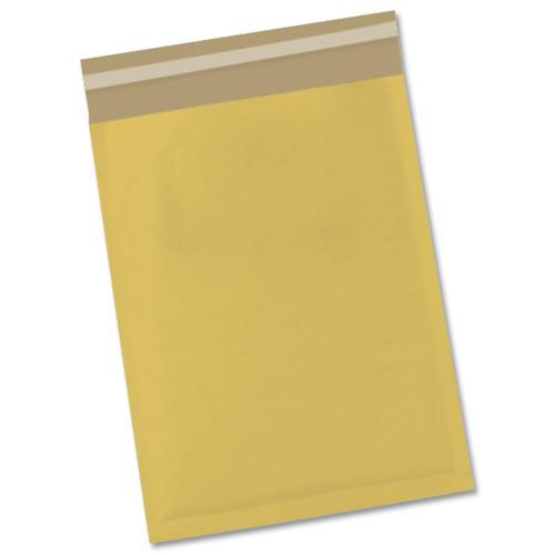 5 Star Bubb Lined Mailer Sz1 Gold pk100