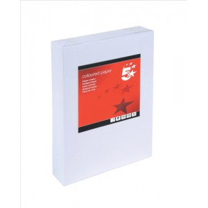 5 Star Card A4 160gsm White Pk250