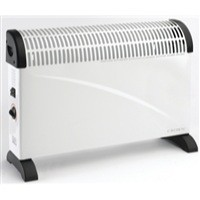 Image for Convector Heater 2kW White