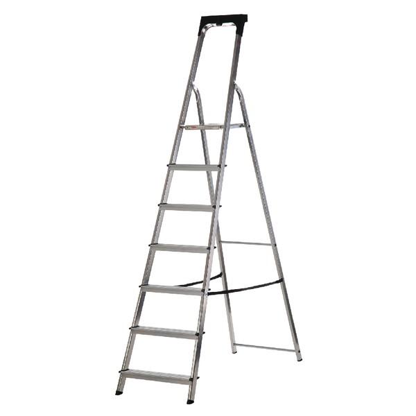Abru Promaster Step Ladder 7-Tread 60607