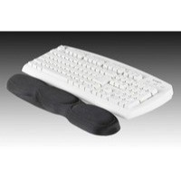 Acco Kensington Foam Wrist Rest Black 62383