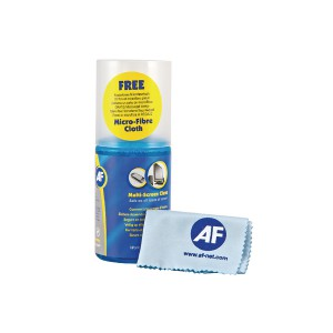 AF Multiscreen Clene 200ml with Cloth AMCA200_MIF