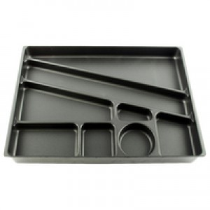 Smead Catch-All Insert Drawer Plastic Black Code S12004060