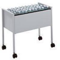 Image for Durable Filing Trolley Grey 3097/10