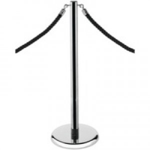 Albion Economy Rope Stand Chrome 839-CP