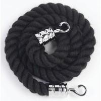 Albion Rope 25mm x150cm Black Chrome Hooks 980