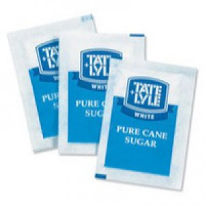 White Sugar Sachets Pack of 1000