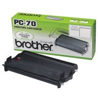Image for Brother Thermal Transfer Ribbon Cartridge and Refill PC70