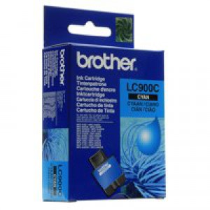 Brother MFC-820CW Inkjet Cartridge Cyan LC-900C