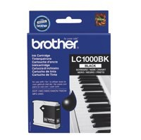 Brother DCP-350C/MFC-3360C Inkjet Cartridge Black LC-1000BK