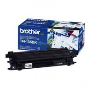 Brother HL-4040CN Toner Cartridge High Yield Black TN135BK