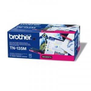 Brother HL-4040CN Toner Cartridge High Yield Magenta TN135M