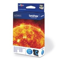 Brother LC-980 Inkjet Cartridge Cyan LC980C