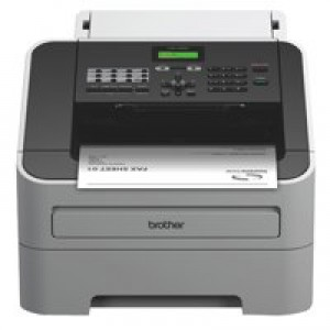 Brother FAX 2940 Mono Laser Fax Machine Grey