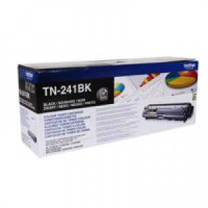 Brother HL3140/3150/3170/DCP-9020/MFC-9020/9140/9330/9340 Toner Cartridge Black TN241BK