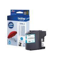 Brother LC225XLC Cyan Ink LC-225XLC