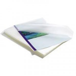 Fellowes Apex Laminating Pouch A3 Medium Duty Clear Pack of 100 6003401