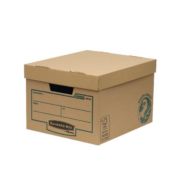 Fellowes Earth Series Budget Storage Box Pk10 4472401