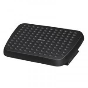 Fellowes Standard Adjustable Foot Rest Black 48121-70