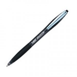 Bic Atlantis Premier Ballpoint Pen 1.0mm Black 902133