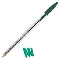 Bic Cristal Ballpoint Pen Green 8373629