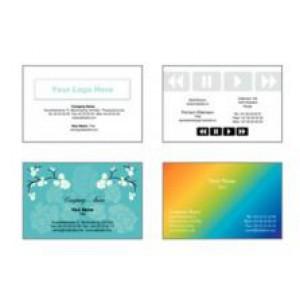 Business Cards Colour x1000