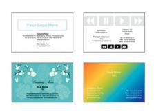Business Cards Colour x1000
