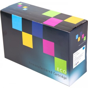 EC HP CB541A Cyan Remanufactured Toner