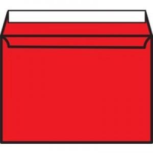 Blake C5 Wallet Envelope Peel And Seal 120gsm Pack of 250 Pillar Box Red 306