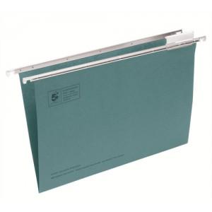 Suspension File Foolscap Green [Bx 50]