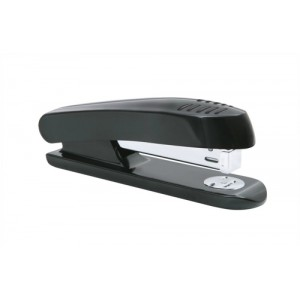 Stapler Full Strip Plastic Capacity 20 Sheets Black