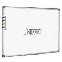 Bi-Office Whiteboard 1200x900mm Aluminium Frame Code MB0512170