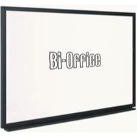 Bi-Office Whiteboard 900x600mm Black Frame MB0700169