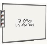 Image for Bi-Office Whiteboard 1800x1200mm Aluminium Finish MB8512186