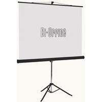 Image for Bi-Office Tripod Projection Screen 1750mm 9D006021